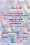 2014-03 Фестиваль Каркасси (Рарий сертификат) 300 dpi
